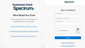 Spectrum Roadrunner Email